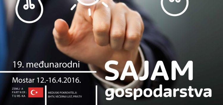 Međunarodni Sajam privrede - Mostar 2016